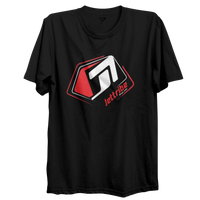 Hexojet T-Shirt - Black PWC Jetski Ride & Race Apparel