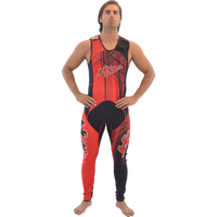 John Only - Spike Red Wetsuit PWC Jet Ski Ride & Race (Pre-Order)