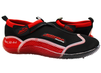 Rec R-14 Ride Shoes Red / Black PWC Jetski Ride & Race Gear