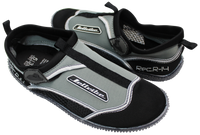 Rec R-14 Ride Shoes Grey / Black PWC Jetski Ride Gear