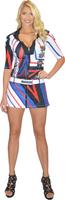 Trophy Girl Dress Shockwave PWC Jetski Ride & Race Apparel