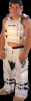 Special Forces Moto Pants White PWC Jetski Ride & Race Gear