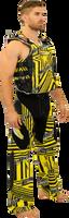 Ride Pants Shockwave Moto Pant Yellow PWC Jetski Ride & Race Gear