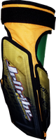 Reactive Leg Guards (Set) Shockwave Yellow PWC Jetski Ride & Race