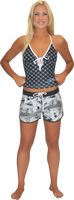 Rider Ladies Board Shorts PWC Jetski Ride & Race Apparel