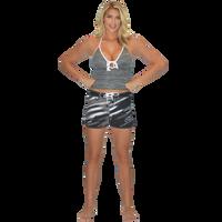 Scratch Ladies Board Shorts Black / Grey PWC Jetski Ride & Race