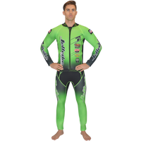 Classic Green Wetsuit (Medium Only) Clearance