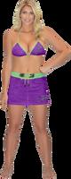 Swim Skirt Purple PWC Jetski Ride & Race Jet Ski Apparel