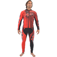Spike Wetsuit Red PWC Jet Ski Ride & Race Freestyle