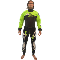 Dry Suit Black PWC Jet Ski Ride & Race Freestyle