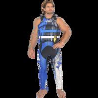 Sentinel Spike Vest - Blue PWC Jetski Ride & Race Gear