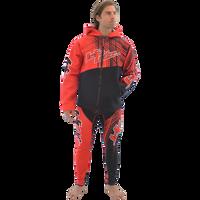 Tour Coat Spike - Red PWC Jetski Ride & Race Gear