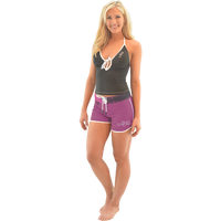 Kylie Shorts - Pink PWC Jetski Ride & Race Apparel