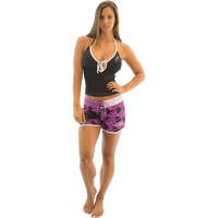Ladies Cross Hatch - Purple PWC Jetski Ride & Race Apparel