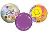 Get Well Bouquet 3 Balloons, Female