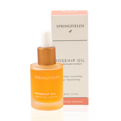 Rosehip oil Organic with box