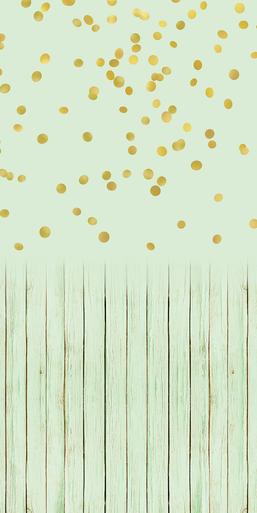 Polka dot wood photography backdrop