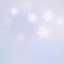 Pastel Snowflake Photography Backdrop