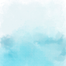 Blue Ombre Watercolour backdrop UK