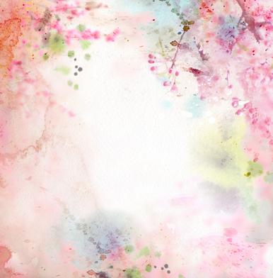 beautiful pink slash effect painted photography backdrop