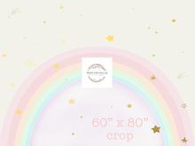 """60 x 80"""" crop"""