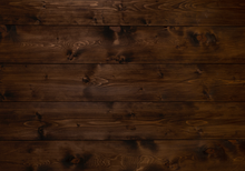 real wood dark barn wood  floor or wall from Sam's Studios own cut wood designs .It has large planks and photographs like a real wood floor