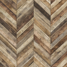 Herringbone design digital wooden floor or wall - photographers backdrop -