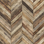 Herringbone design digital wooden floor or wall - photographers backdrop -