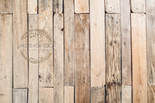 Very rustic irregular planked floor or wall
