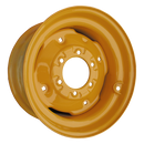 16.5x8.25 Case Wheel with TR-501 Valve Stem, Fits 10-16.5 Tire
