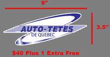 Auto Tetes De Quebec Custom