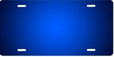 Blue Ringer Auto Plate sku T2840B