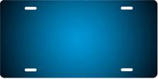 Dark Blue Ringer Auto Plate sku T2840F