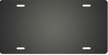 Dark Gray Ringer Auto Plate sku T2840CH