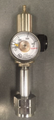 GASCO 70-330 Series Calibration Gas Regulator Fixed 2.1 LPM Connection Type CGA 330