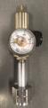 GASCO 70-SS/CGA660 Stainless Calibration Gas Regulator CGA 660
