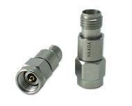Image - 9 dB - Fixed Attenuator 2.92mm Male To 2.92mm Female Up To 40 GHz Rated To .5 Watts With Passivated Stainless Steel Body (HA40A-09)