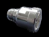 716J-NJ-SLP - Low PIM Adapter - 7/16 Female to Type N Female