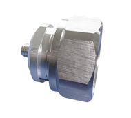 716P-SMJ-SLP - Low PIM Adapter - 7/16 Male to SMA Female
