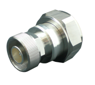 716P-MDP-SLP - Low PIM Adapter - 7/16 Male to Mini DIN Male