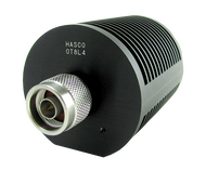 HT18NM-25 Main view for 25 Watt RF Load Termination with N Type Male Connector, DC-18 GHz - Hasco-Inc.com