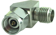 2.92mm In-Series Right Angle Adapter