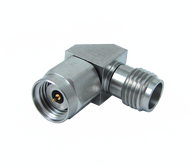 Main Image - 24J-24P-RA  2.4 mm Female to 2.4 mm  Male Right Angle Adapter - 50 GHz