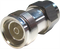 4310J-NP-SLP Main view for HASCO 4.3-10 Female to N Type Male Low PIM Adapter - 168 dBc