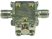 HSI1826 Main view for SMA Isolator, Frequency from 18 to 26.5 GHz,  HASCO Components