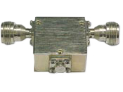 HSI0810N Main view for N Type Isolator, Frequency from 800 MHz to 1 GHz,  Reflective Power 10 Watts - HASCO Components