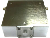 HSI0102S Main view for SMA Isolator, Frequency from 1 to 2 GHz,  HASCO Components