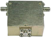 HSI2040SHSI2040S Main view for SMA Isolator, Frequency from 2 to 4 GHz,  HASCO Components