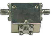 HSI4080 Main view for SMA Isolator, Frequency from 4 to 8 GHz,  HASCO Components