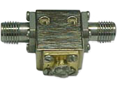 HSI6018 Main view for SMA Isolator, Frequency from 6 to 18 GHz,  HASCO Components